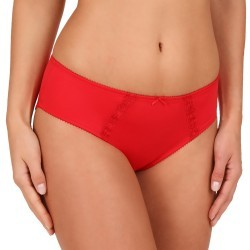 Felina Choice mini slip in rood/zand of vanille.